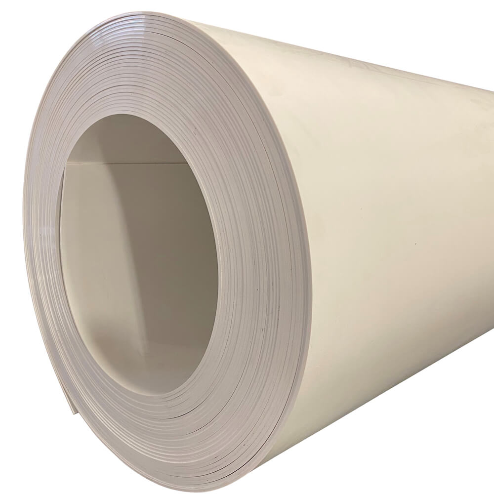 Plastic Roll, 1/16 x 100 ft. HDPE Roll