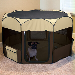 Ware Deluxe Pop-Up Playpen