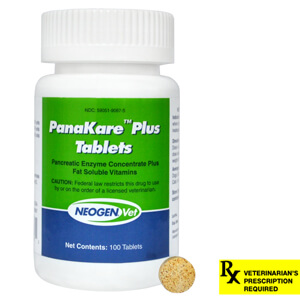 Panakare Plus Rx, 100 ct, Tablets