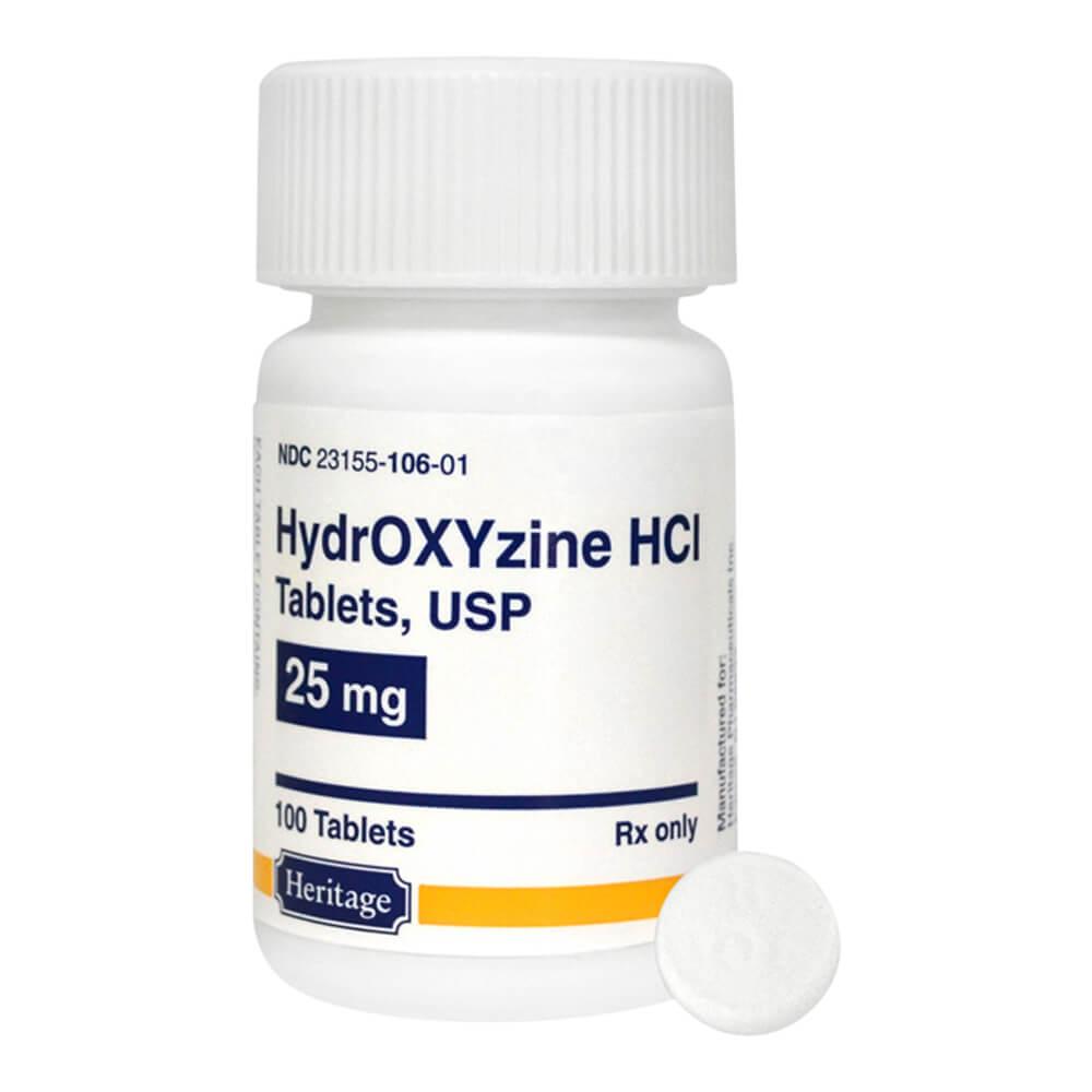 Hydroxyzine Dosage Anxiety – Hydroxyzine (Vistaril, Atarax
