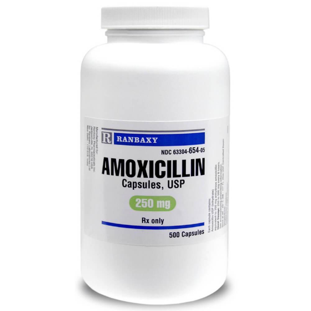 Amoxil 250 mg Ordonnance