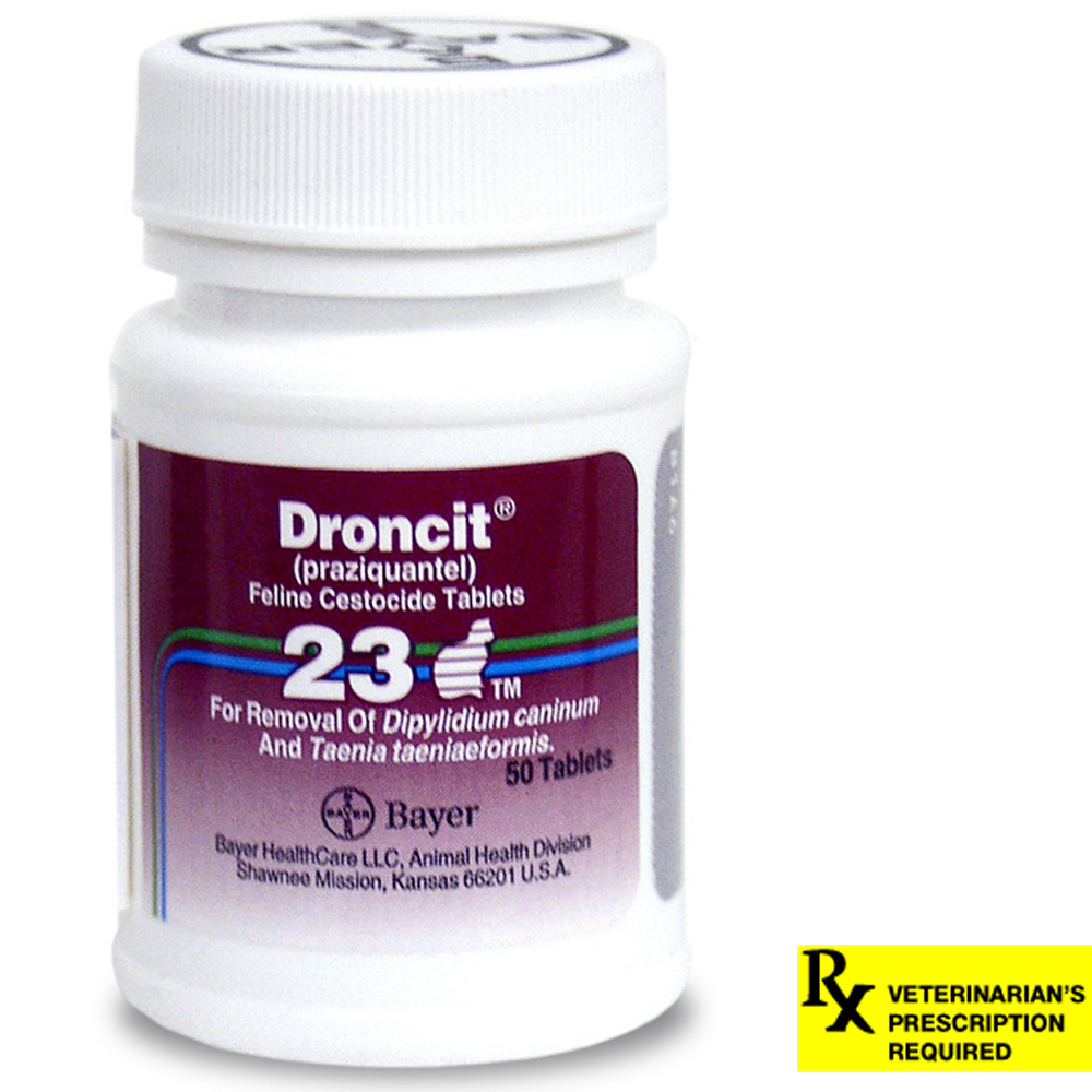Droncit Rx for Cats