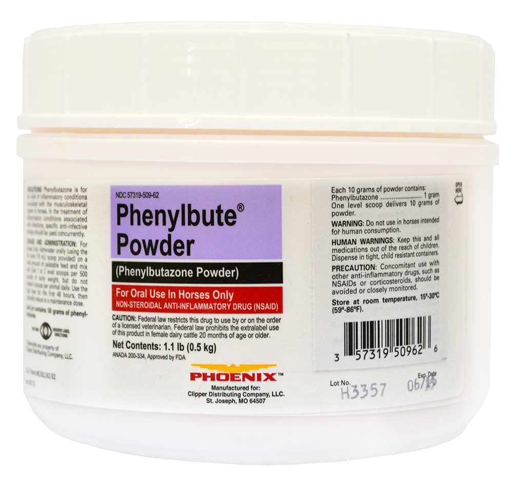 Rx Phenylbute Powder