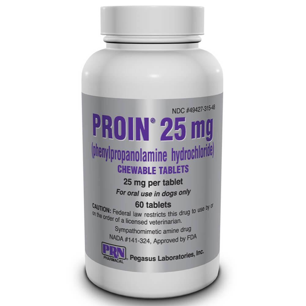 Proin Rx 25 Mg X 60 Ct