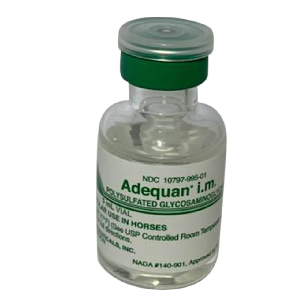 Rx, Adequan (Equine) 5 ml x 1 vial