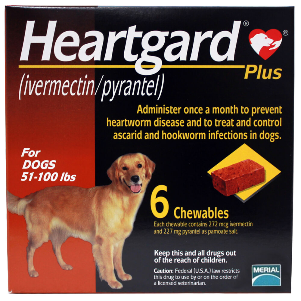 Heartgard Plus For Dogs   Lbs Best Price