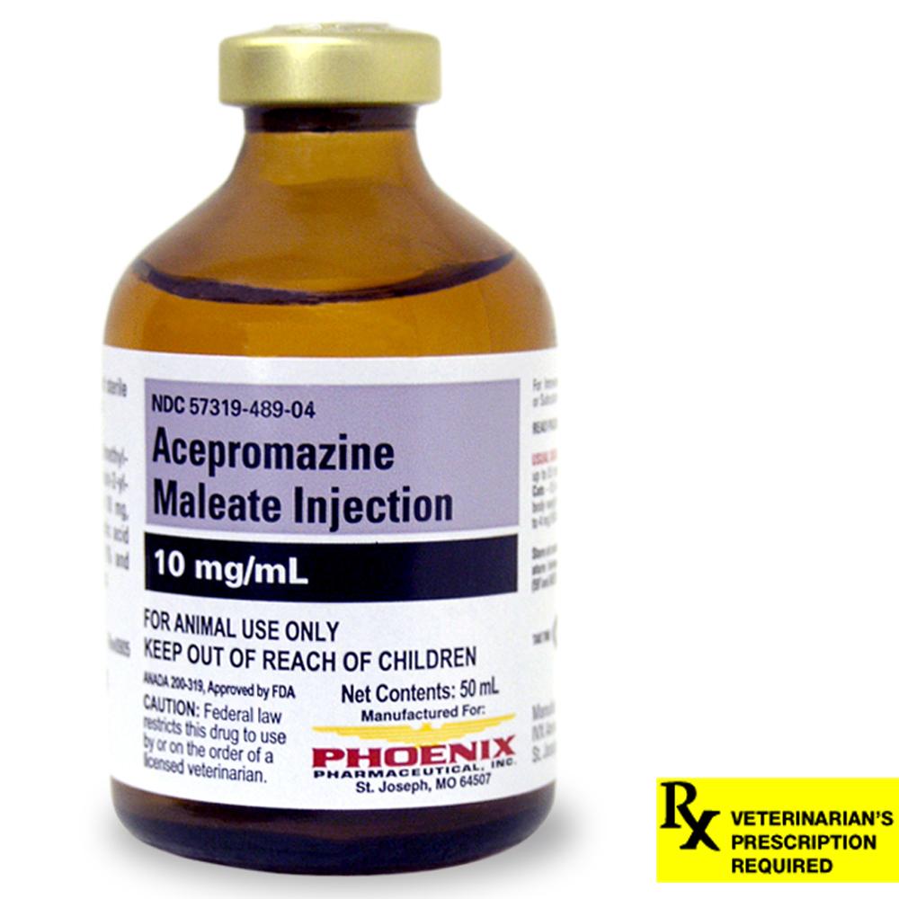 Acepromazine Injectable Veterinary Sedative Lambert Vet