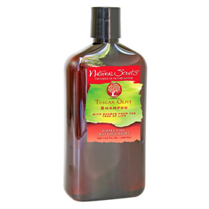 Natural Scents, Tuscan Olive Shampoo, 14.5 oz
