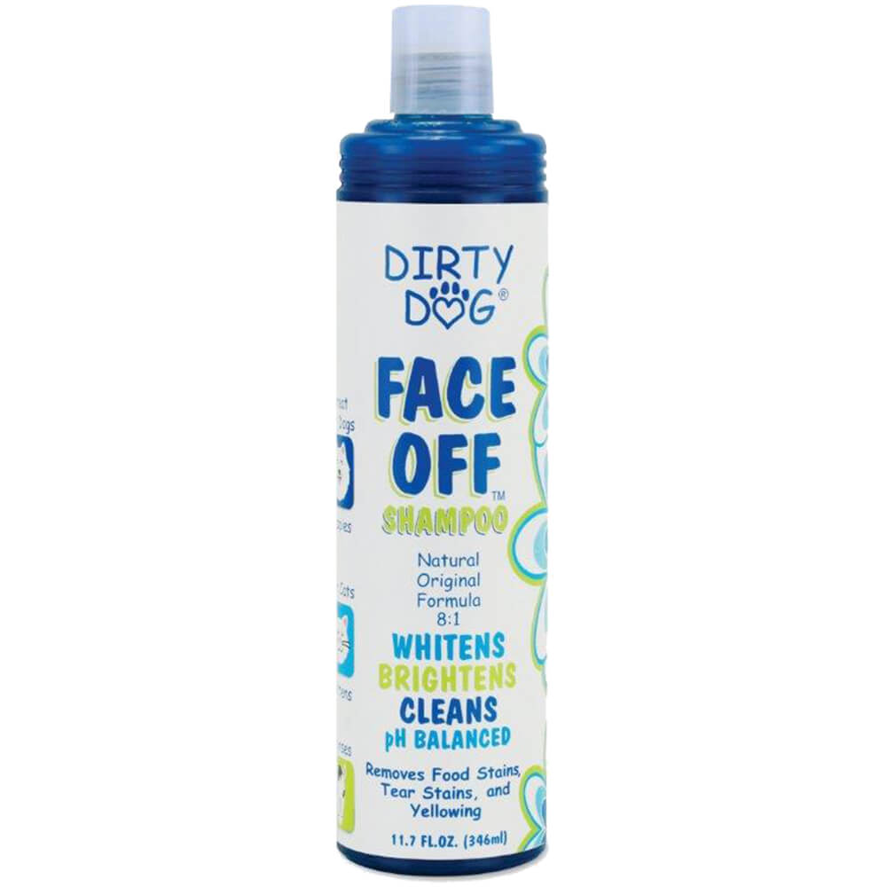 Dirty Dog Face Off Shampoo, 11.7fl oz