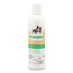 Mycodex Flea and Tick Shampoo P3, 6 oz
