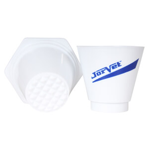 JorVet Crush Cups Pill Splitter/Crusher, 2 piece