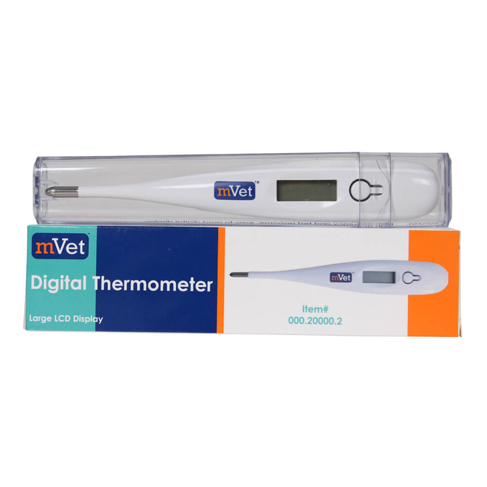 mVet Digital Thermometer