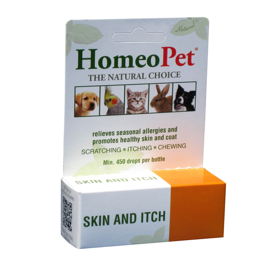 Shop HomeoPet® Skin & Itch Relief