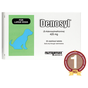 Denosyl for Large Dogs, 425 mg, 30 Stabilized Tablets