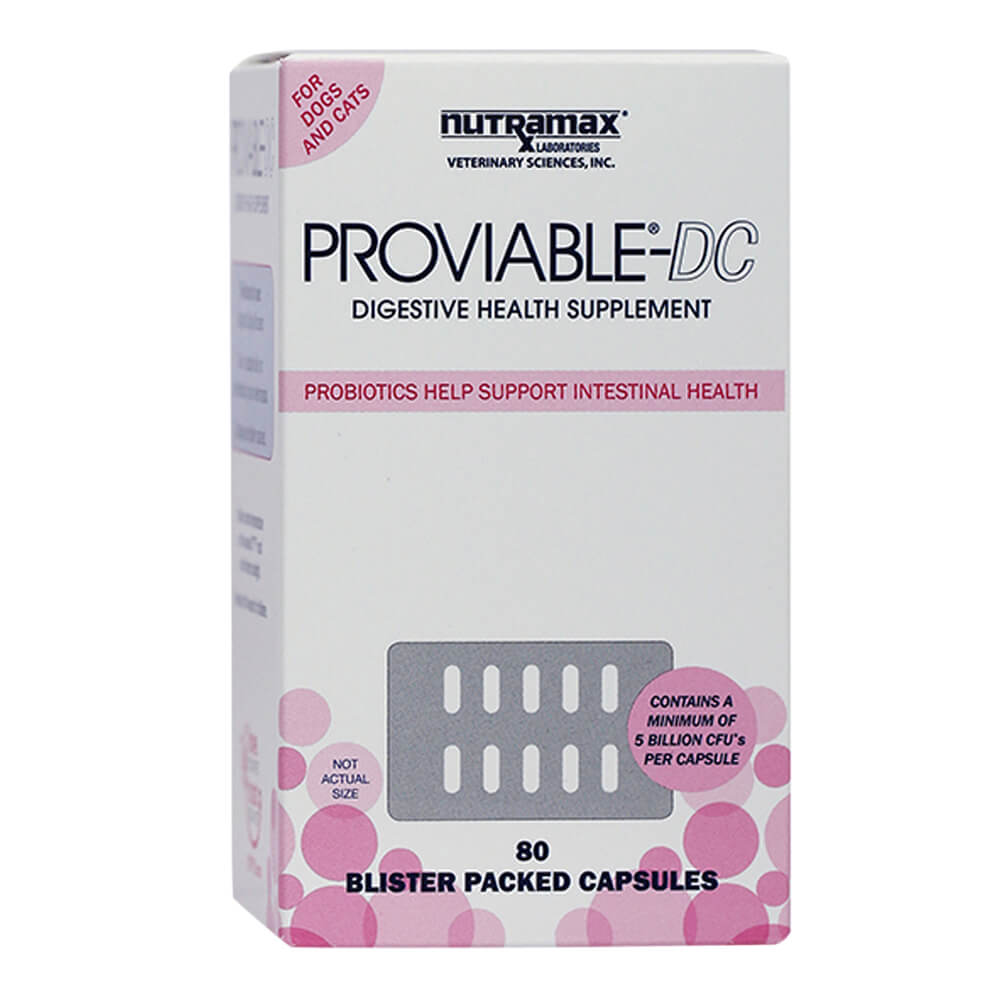 Proviable DC for Dogs/Cats, 80ct, 2pk