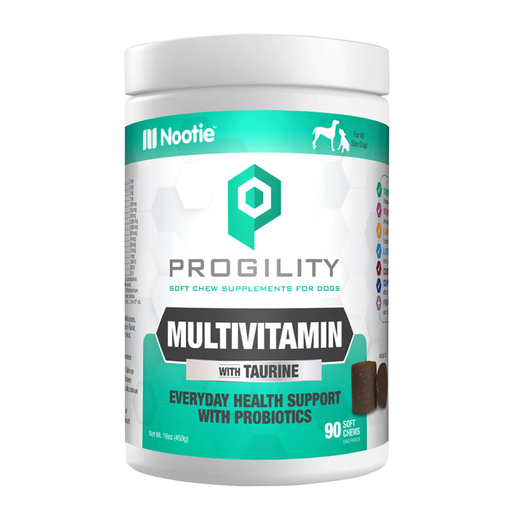 Multivitamin with Taurine Soft Chew 90ct