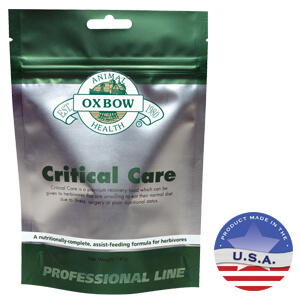 Critical Care, Herbivore Formula, Anise, 141 g