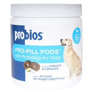 Pro-Pill Pods™ for Large Dogs, Peanut Butter, 30 ct