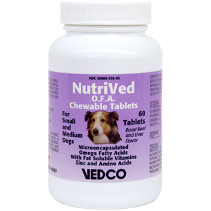 NutriVed O.F.A. for Dogs
