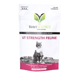 UT Strength Feline Bite-Sized Chew