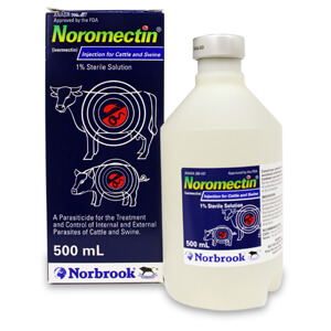 Ivermectin, 1% Sterile Sol, 500ml