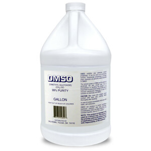 DMSO Liquid 99%, Gallon
