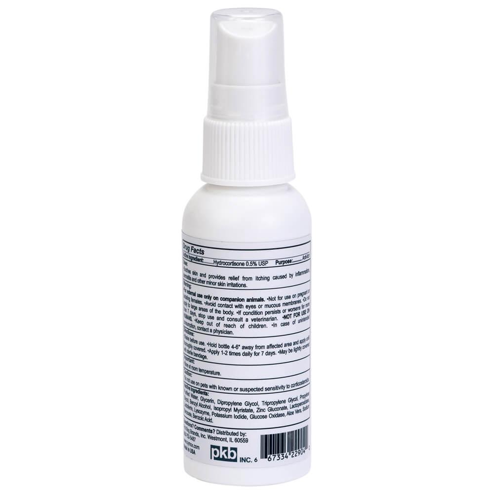 Zymox Enzymatic Topical Spray With Hydrocortisone