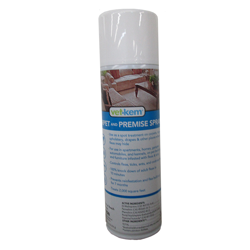 Vet Kem Carpet and Premise Spray, 16 oz