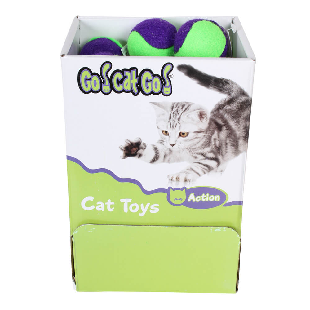 Our Pets Sporty Tennis Ball for Cats