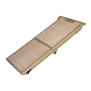 Pet Gear Indoor Bi-Fold Half Ramp, Tan