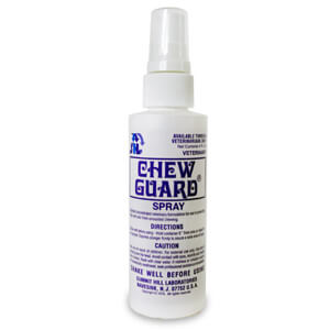 Chew Guard Spray for Dogs and Cats