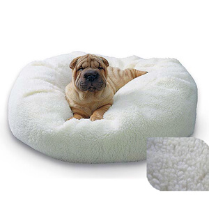 Nuzzle Nest Pet Bed