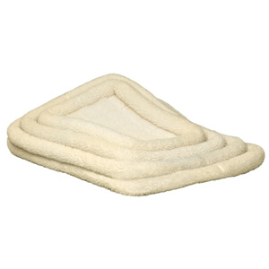 Pet Bed Fleece Bolster Style 30