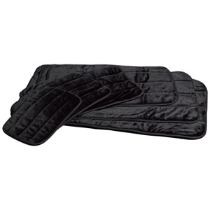 Pet Mat Deluxe Black 24