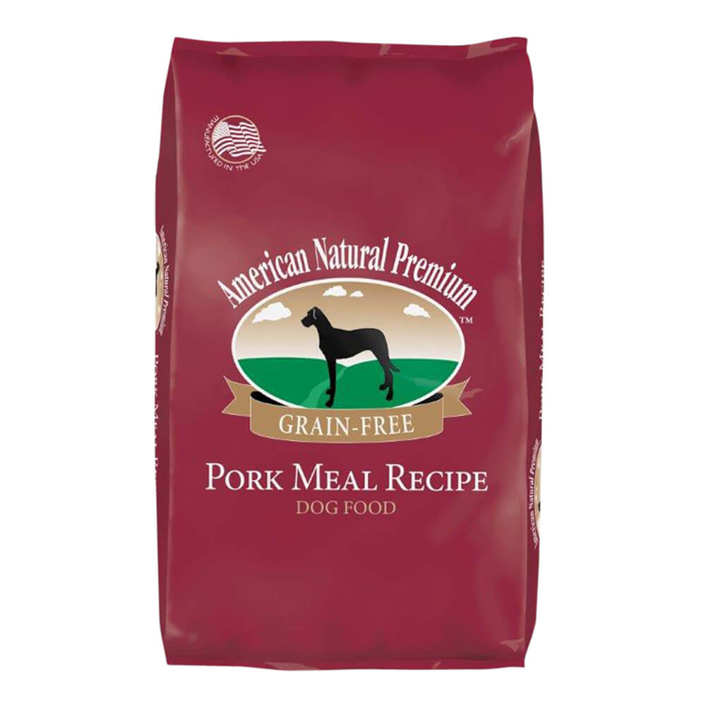 Natural Dog Food Grain Free For Allergies