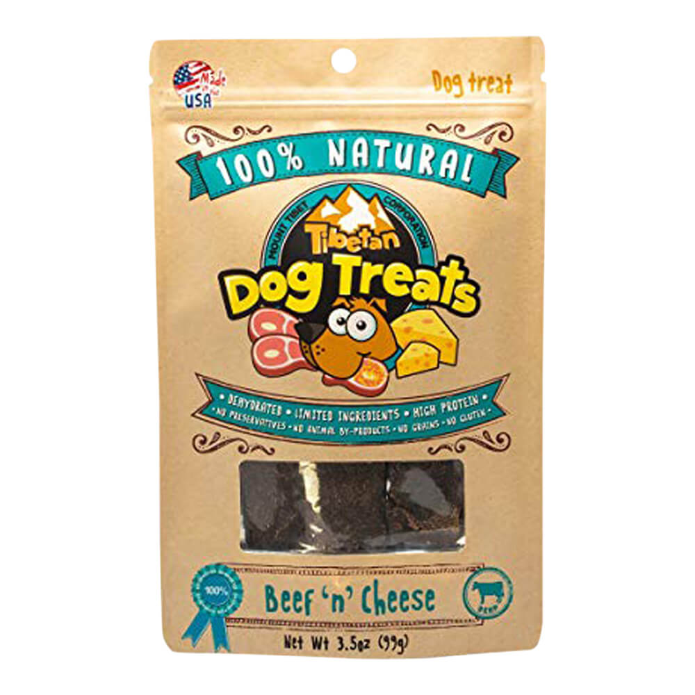 Tibetan Dog Treats Beef n Cheese