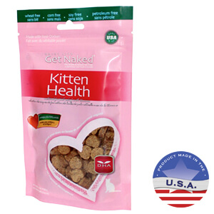 Get Naked Kitten Health Semi-Moist Treats
