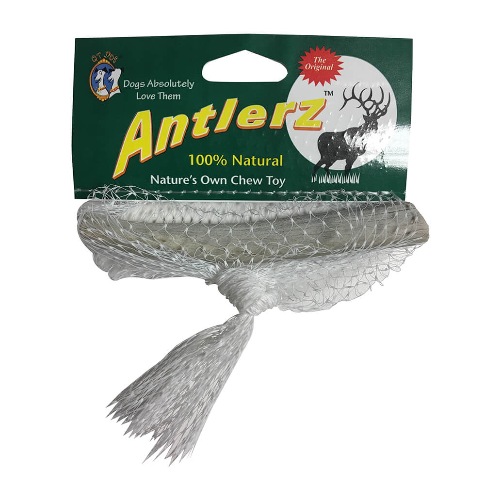All Natural Deer Antler Chew, Small