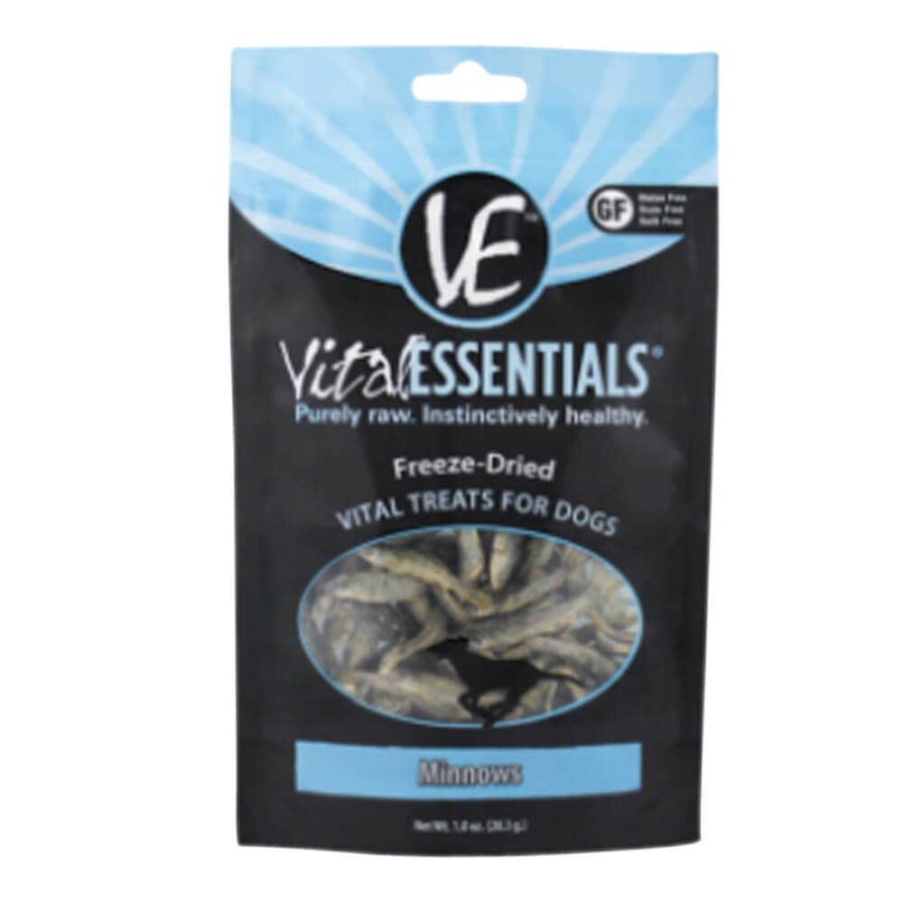 Freeze-Dried Vital Treats Minnows, 1.0 oz