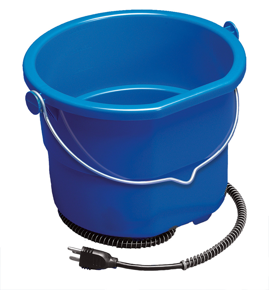 Api Heated Buckets Heater Water Bucket Lambert Vet Supply