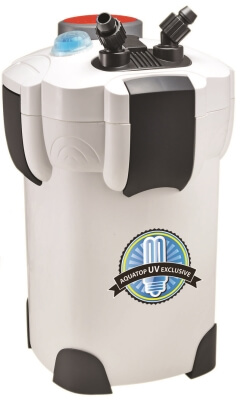Cf500Uv 5-Stage Canister Filter With Uv 9W - 525 Gph
