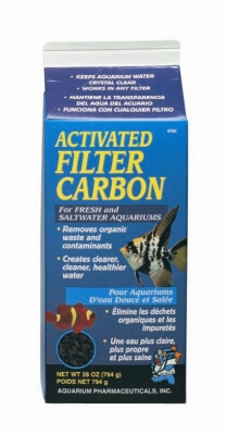 Activated Filter Carbon 1/2 gal