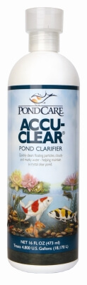 Pond Care Accu Clear 16oz