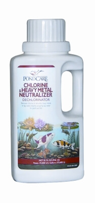 Chorine/Heavy Metal Neutralizer 32 oz