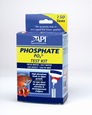 Phosphate Test Kit Fresh Water/Salt Water