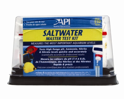 Salt Water Master Liquid Test Kit