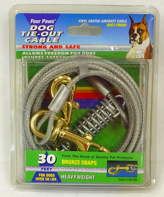 Cable Dog Tie Out