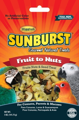 Sunburst Treat Fruit/Nut 5oz