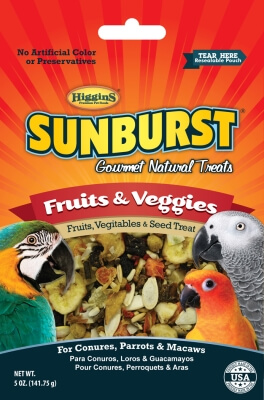 Sunburst Treat Fruit/Veggie 5oz