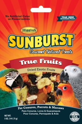 Sunburst Treat True Fruit 5oz